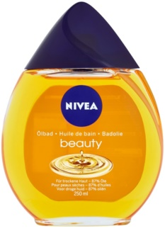 Nivea Beauty Oil olej do kúpeľa