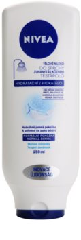 Nivea Body Shower Milk feuchtigkeitsspendende Körpermilch für die Dusche
