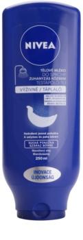 Nivea Body Shower Milk vyživující tělové mléko do sprchy