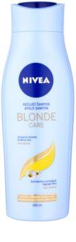 Nivea Brilliant Blonde szampon do włosów blond