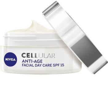 Nivea Cellular Anti-Age denný omladzujúci krém