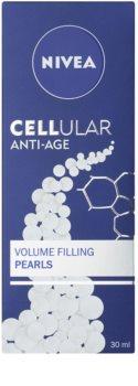 Nivea Cellular Anti-Age intenzivni serum za zapolnitev gub s hialuronsko kislino za obraz, vrat in dekolte