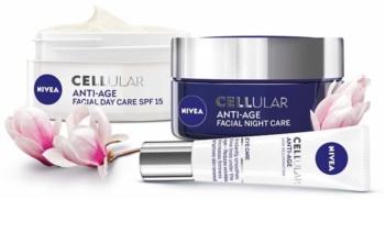 Nivea Cellular Anti-Age Rejuvenating Night Cream 40+