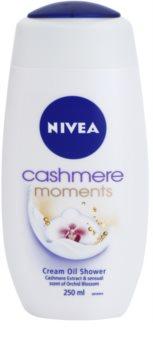 Nivea Cashmere Moments Duschcreme