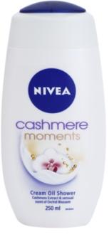 Nivea Cashmere Moments Shower Cream