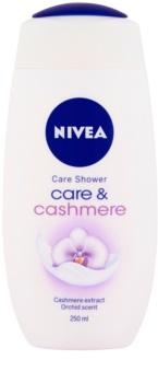 Nivea Cashmere Moments crema de ducha