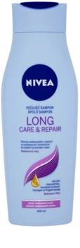 Nivea Long Care & Repair Shampoo für brüchiges und strapaziertes Haar