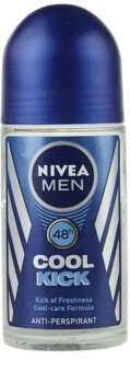 Nivea Men Cool Kick antiperspirant roll-on pentru barbati