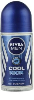 Nivea Men Cool Kick antitranspirante roll-on para hombre