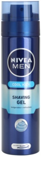 Nivea Men Cool Kick Shaving Gel