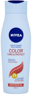 Nivea Color Care & Protect champú con aceite de macadamia para un color radiante