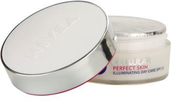Nivea Cellular Perfect Skin creme de dia iluminador SPF 15
