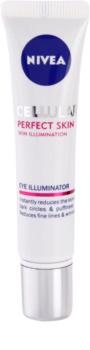Nivea Cellular Perfect Skin rozjasňujúci očný krém