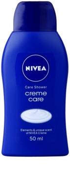 Nivea Creme Care кремовий гель для душу