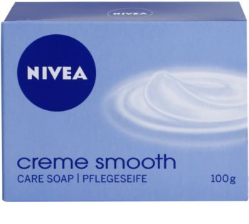 Nivea Creme Smooth sapone solido