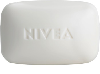 Nivea Creme Smooth tuhé mydlo