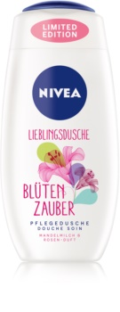 Nivea Care & Roses gel de duche