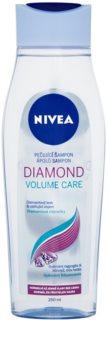 Nivea Diamond Volume Shampoo für Volumen und Glanz