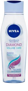 Nivea Diamond Volume Shampoo  voor Volume en Glans