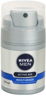 Nivea Men DNAge bőrkrém a ráncok ellen