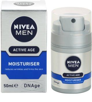Nivea Men DNAge krema za obraz proti gubam