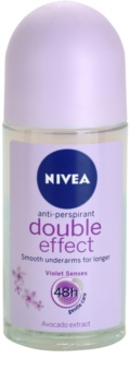 Nivea Double Effect roll-on antibacteriano