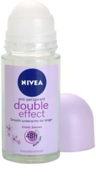 Nivea Double Effect Antitranspirant-Deoroller