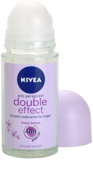 Nivea Double Effect roll-on antibacteriano
