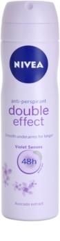 Nivea Double Effect Antiperspirant Spray