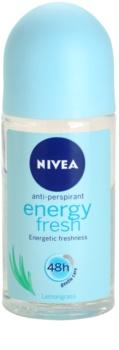 Nivea Energy Fresh antitraspirante roll-on