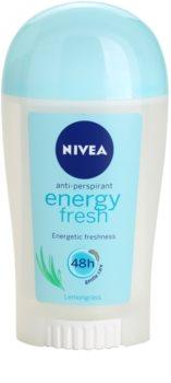 Nivea Energy Fresh antiperspirant