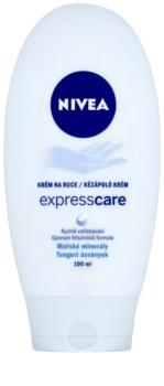 Nivea Express Care crema de manos