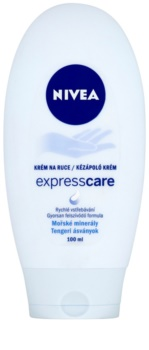 Nivea Express Care крем для рук