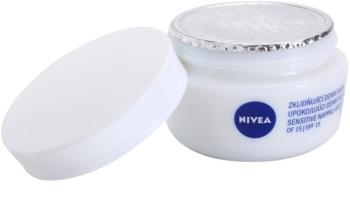 Nivea Face creme de dia calmante para pele sensível