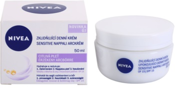Nivea Face Soothing Day Cream For Sensitive Skin
