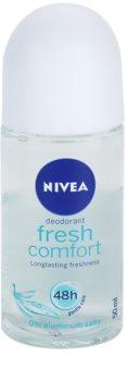 Nivea Fresh Comfort Deodorant roll-on