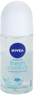 Nivea Fresh Comfort Deodorant Roll - On