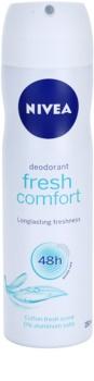 Nivea Fresh Comfort dezodorant v spreji