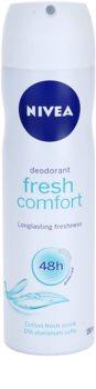 Nivea Fresh Comfort антиперспірант-спрей