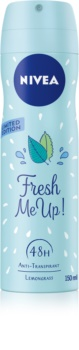 Nivea Fresh Me Up! антиперспірант