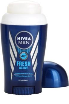 Nivea Men Fresh Active tuhý dezodorant pre mužov