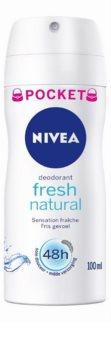 Nivea Fresh Natural dezodorant v pršilu