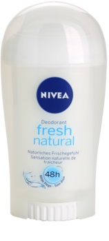 Nivea Fresh Natural deodorante solido