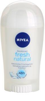 Nivea Fresh Natural tuhý dezodorant