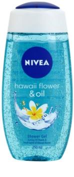 Nivea Hawaii Flower & Oil gel za prhanje