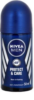 Nivea Men Protect & Care antitraspirante roll-on per uomo