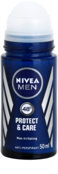 Nivea Men Protect & Care antiperspirant roll-on pre mužov
