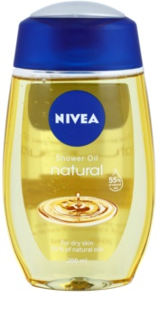 Nivea Natural Oil Doucheolie  voor Droge Huid