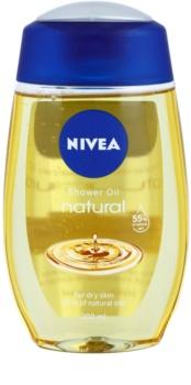 Nivea Natural Oil sprchový olej pro suchou pokožku