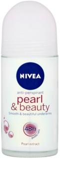 Nivea Pearl & Beauty antitraspirante roll-on
